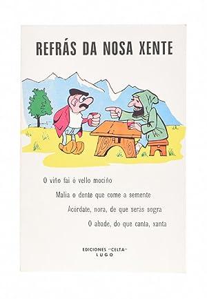 REFRÁS DA NOSA XENTE