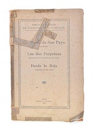 COLECCIÓN DE LEYENDAS DE GALICIA ESCRITAS EN VERSO POR VALENTÍN LAMAS CARVAJAL. ...