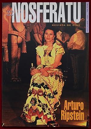 NOSFERATU, REVISTA DE CINE, N.º 22. ARTURO: LÓPEZ ARANDA, Susana