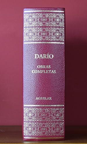 OBRAS COMPLETAS: DARÍO, Rubén