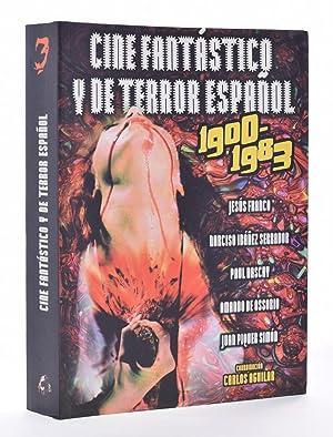 CINE FANTÁSTICO Y DE TERROR ESPAÑOL 1900-1983: AGUILAR, Carlos /