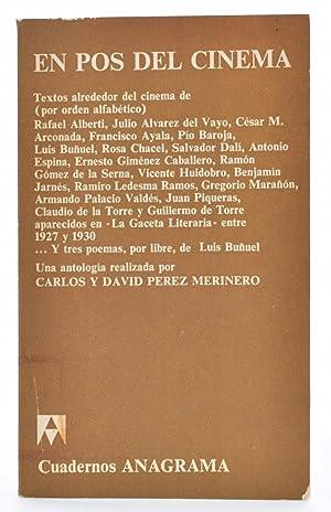 EN POS DEL CINEMA: PÉREZ MERINERO, David