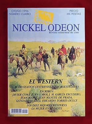 NICKEL ODEÓN, REVISTA TRIMESTRAL DE CINE, Nº: COMA, Javier /