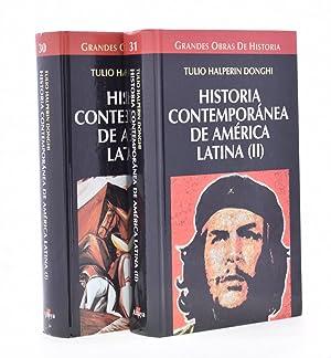 HISTORIA CONTEMPORÁNEA DE AMÉRICA LATINA (VOL. I: HALPERIN DONGHI, Tulio
