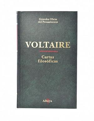 CARTAS FILOSÓFICAS: VOLTAIRE