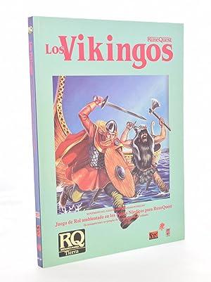 LOS VIKINGOS: UN JUEGO DE ROL AMBIENTADO: STAFFORD, Greg /