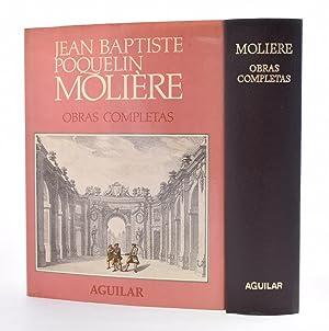 OBRAS COMPLETAS: MOLIÈRE, Jean Baptiste