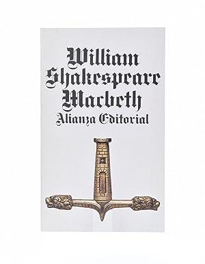 MACBETH: SHAKESPEARE, William
