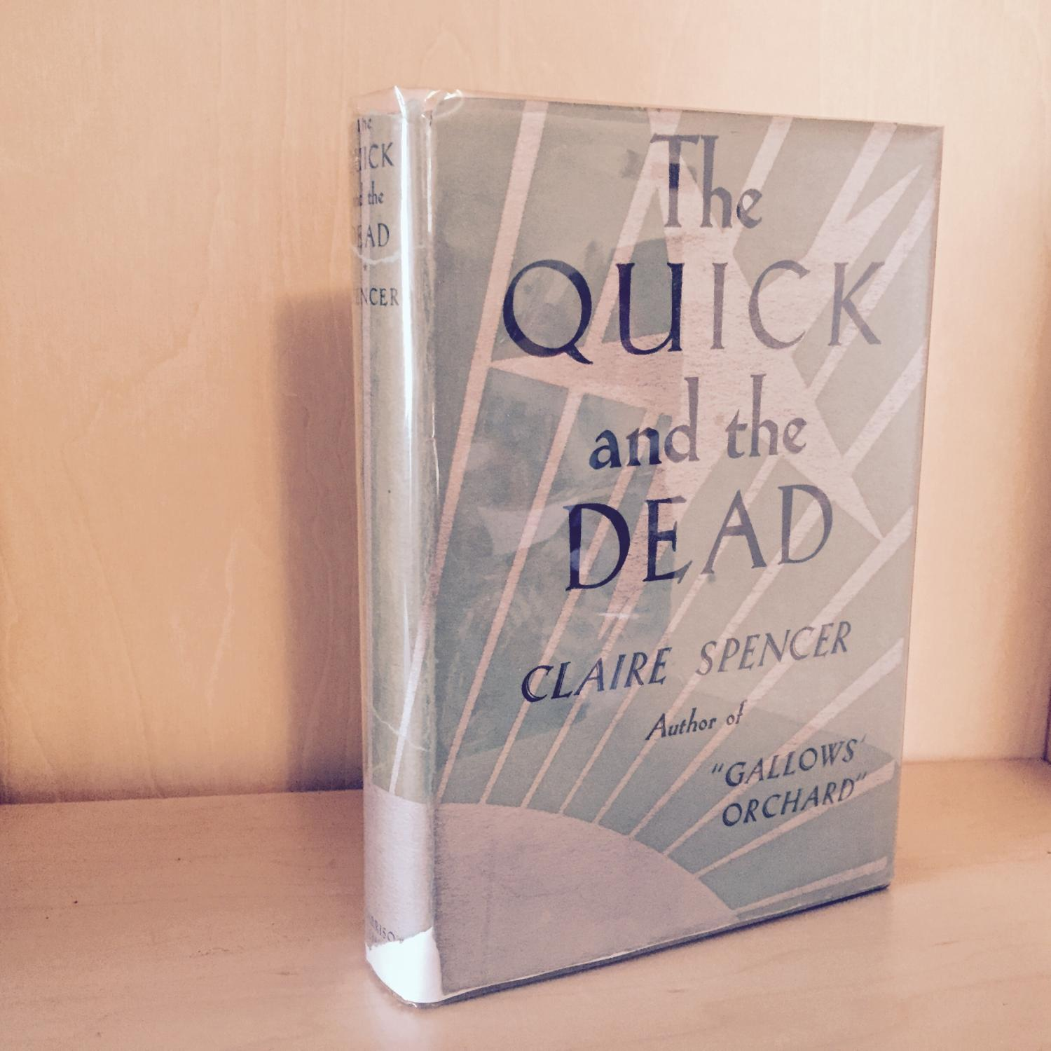 The Quick and the Dead Spencer, Claire