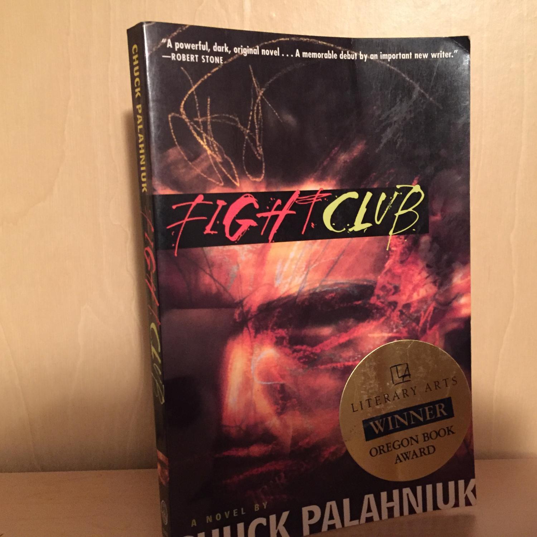 FIGHT CLUB BOOK EPUB