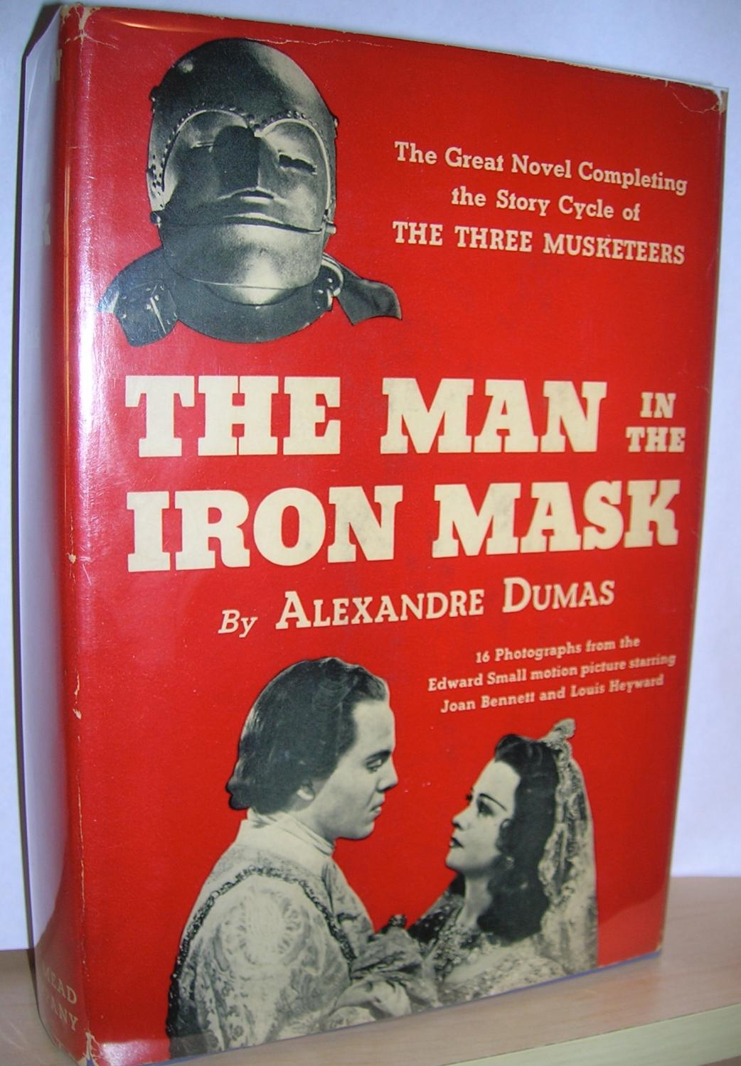 The Man in the Iron Mask Dumas, Alexandre Very Good Hardcover