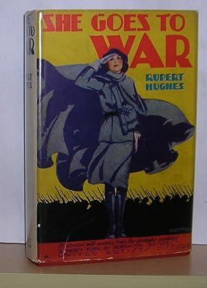 She Goes To War: Hughes, Rupert