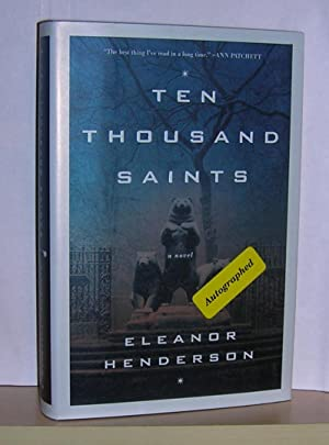 Ten Thousand Saints ( signed advance reader and 1st. printing )