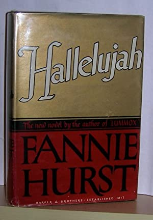 Hallelujah ( inscribed ): Hurst, Fannie
