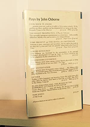 Very Like a Whale (signed by author): Osborne,John
