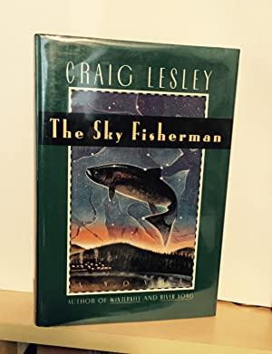 The Sky Fisherman ( inscribed to Portland Mayor Bud Clarke )