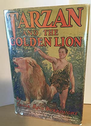 Tarzan and the Golden Lion ( photoplay edition )
