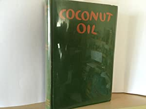 Coconut Oil. ( inscribed to Jimmy Durante )