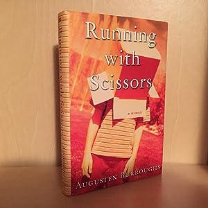 Running With Scissors. (Signed ): Burroughs, Augusten