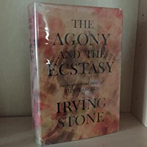 The Agony and the Ecstasy (inscribed by the author )