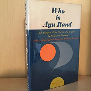 Who is Ayn Rand: Rand, Ayn