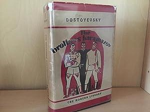 the brothers karamazov: Dostoyevsky, Fyodor