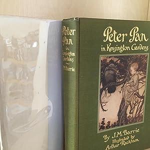 Peter Pan in Kensington Gardens: Barrie, J. M.