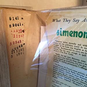 Maigret keeps a rendezvous: Simenon, Georges