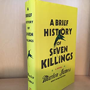 A Brief History of Seven Killings ( signed ): James, Marlon