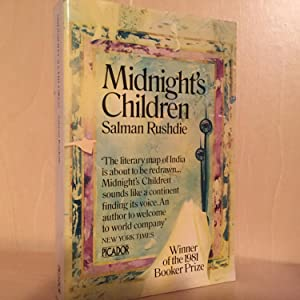 Midnight's Children ( signed ): Rushdie, Salman