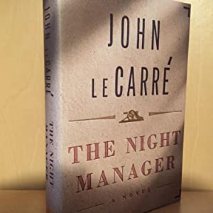 The Night Manager ( signed ): Le Carre,John
