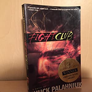 Fight Club ( inscribed and signed )