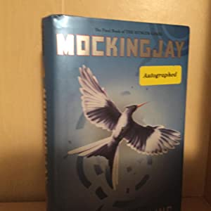 Mockingjay ( stamp signed ): Collins , Suzanne