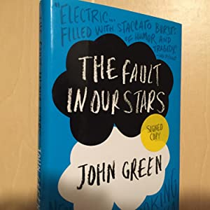 The Fault In Our Stars ( signed: Green, John