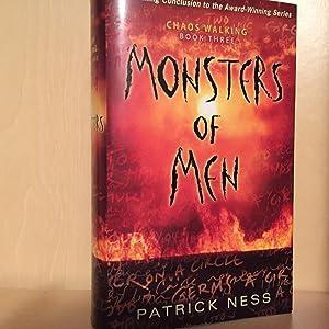 Monsters Of Men: Ness, Patrick