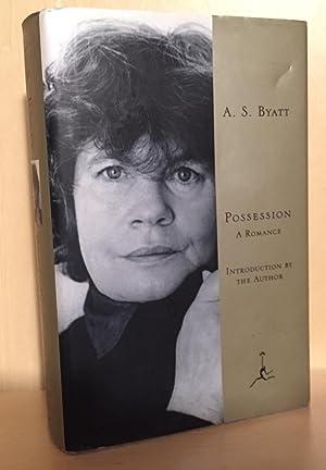 Possession A Romance: Byatt, A. S.