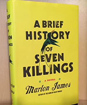 A Brief History of Seven Killings ( signed )