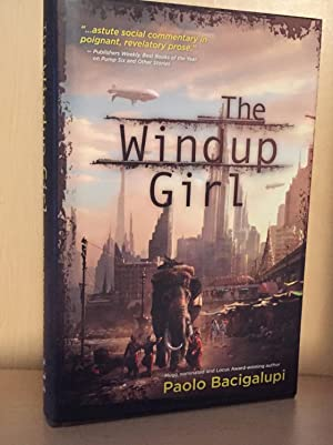 The Windup Girl (signed)