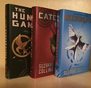 The Hunger Games, Catching Fire, Mockingjay (trilogy)