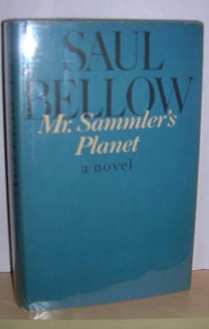 Mr. Sammler's Planet: Belllow, Saul