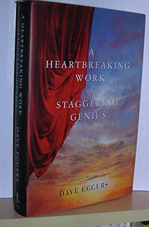 A Heartbreaking Work of Staggering Genius ( signed )