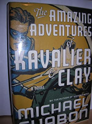 The Amazing Adventures of Kavalier and Clay ( inscribed)