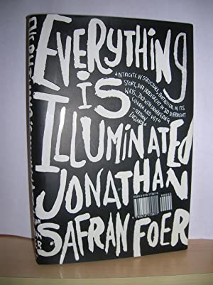 Everything is Illuminated ( signed with drawing ): Foer, Jonathan
