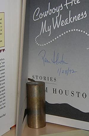 Cowboys are My Weakness ( signed ): Houston, Pam