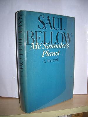 Mr. Sammler's Planet ( signed ): Belllow, Saul
