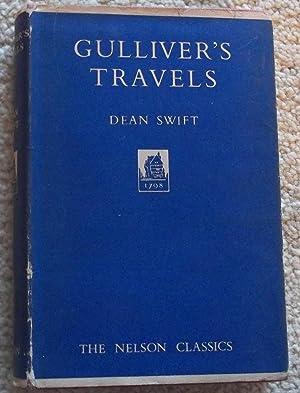 GULLIVER'S TRAVELS: DEAN SWIFT