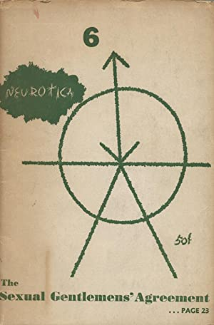 Neurotica 6 (Spring 1950): Landesman, Jay Irving (editor), Allen Ginsberg (collaboration with Jack ...