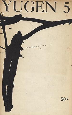 Yugen 5 (1959): Jones, LeRoi (editor), Jack Kerouac, Allen Ginsberg, Gregory Corso, Frank O'Hara, ...