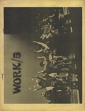 Work 5 (May 1968): Sinclair, Dave, and Tom Mitchell (editors), John Sinclair, MC5, Robert Kelly, ...