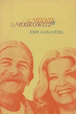 Minnie & Moskowitz: Cassavetes, John